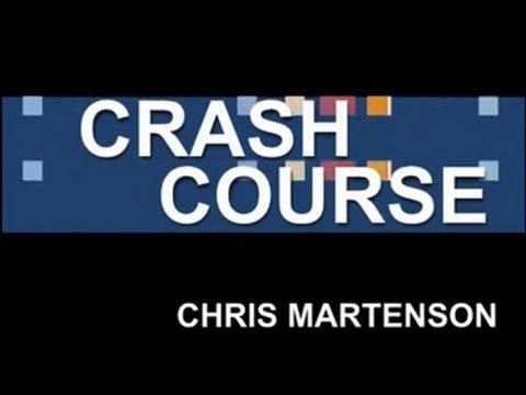 the crash course martenson chris